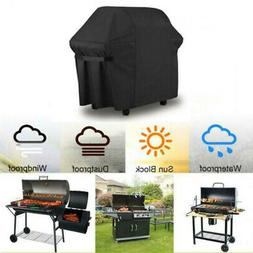 BBQ Gas Grill Cover Barbecue Waterproof Outdoor UV Heavy Dut