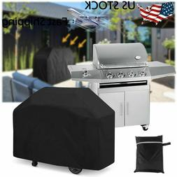 BBQ Gas Grill Cover Barbecue Waterproof Outdoor Heavy Duty P