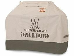 BBQ Gas Grill Cover Weber Genesis Spirit Series Outdoor Barb