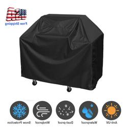 "BBQ Grill Cover 57"" 67"" Gas Barbecue Waterproof Outdoor Heav"