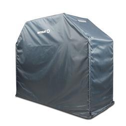 TRUESTAR BBQ Grill Cover 58 Inch, 600D Heavy Duty Waterproof