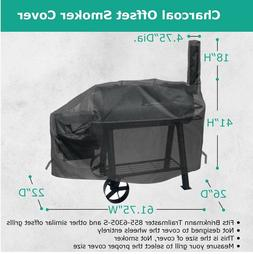 "BBQ Grill Cover 62"" Heavy Duty Waterproof Fits Brinkmann Tra"
