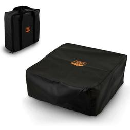 BBQ Grill Cover & Carrying Case Protector For Blackstone 17""