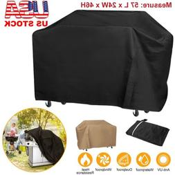 """57"""" Inch BBQ Gas Grill Cover Barbecue Waterproof Outdoor Pat"""