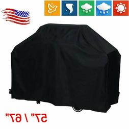 BBQ Grill Cover Gas Barbecue Heavy Duty Outdoor Waterproof P
