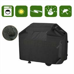Den Haven Water-Proof Grill Cover Heavy-Duty BBQ Gas Charbro