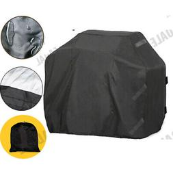 Heavy Duty BBQ Grill Cover Universal Gas Charcoal Barbecue S