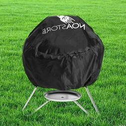 BBQ Grill Cover w/ drawstring fits Weber Jumbo Joe Gold 18""
