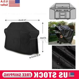 BBQ Grill Cover Waterproof Dustproof For Weber 7109 Summit 6