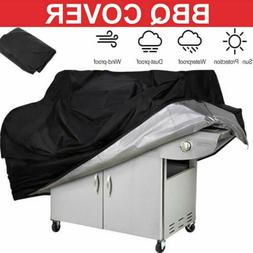 BBQ Grill Cover Waterproof Patio Outdoor Oxford Barbecue Smo