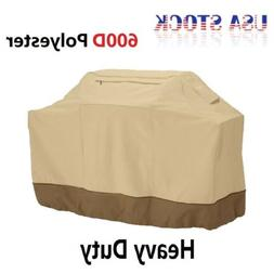 Boshen Heavy Duty BBQ Grill Cover Gas Barbecue Outdoor Water