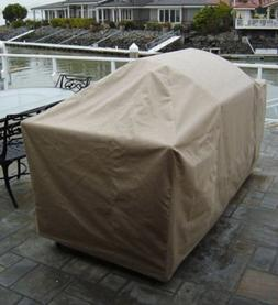"""BBQ Island Grill Covers up to 76"""""""
