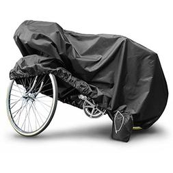 """Budge Adult Bicycle Cover Waterproof Fits Bikes up to 78"""" Lo"""