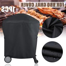Black Waterproof BBQ <font><b>Cover</b></font> Barbeque Roll