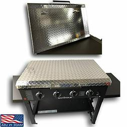 Blackstone Grill Made in USA 36 Inch Blackstone Griddle Cove