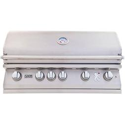 Lion 40-Inch Built-In Gas Grill - L90000 Stainless Steel Pro