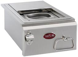 Cal Flame BBQ07842P-12 12-Inch Cocktail Center