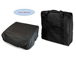Carry Bag And Cover For Blackstone Table Top Griddle Weather