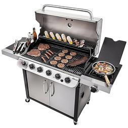 Char-Broil Performance 6 Burner Outdoor Cooking Backyard BBQ