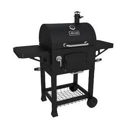 Charcoal Grill with Grates and Charcoal Door, Black Powder C