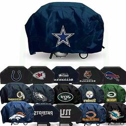 Choose Your NFL Football Team Logo Barbeque Grill Cover - Wa