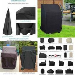Unicook Cover Grill Heavy Duty Bbq Barbeque Waterproof 2 Bur
