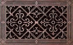 Decorative Grille, Vent Cover, or Return Register. Made of U