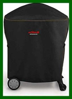 BroilPro Deluxe Grill Cover fit Weber Q 1000/2000 Grill