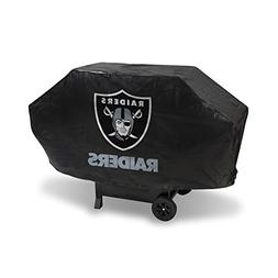 Deluxe Grill Cover - Oakland Raiders