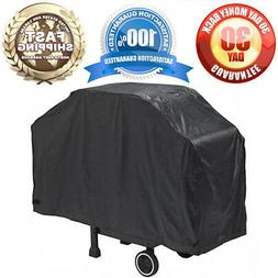 Deluxe Waterproof Barbeque BBQ Propane Gas Grill Cover Large