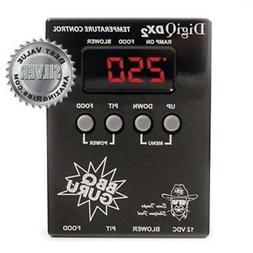 DigiQ BBQ Temperature Control, Digital Meat Thermometer, Big