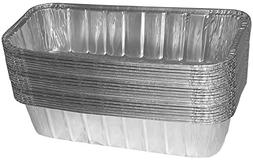 TYH Supplies Aluminum Foil BBQ Grease Drip Pans for Weber Ge