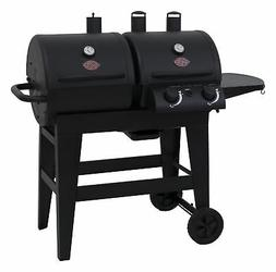 Char-Griller Dual 2 Burner Charcoal/Gas Grill *FREE SHIPPING
