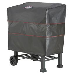Kingsford Water-Resistant Black Charcoal Grill Cover
