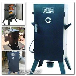 Electric BBQ Smoker Barbecue Grill Outdoor Portable Meat Coo