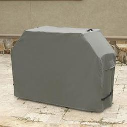 elite gunmetal gray grill cover