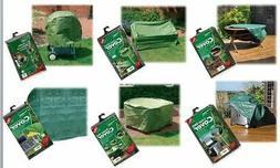 Garden Furniture Weatherproof Covers BBQ Hammock Patio Set T