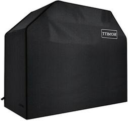 Gas Grill Cover, 58 3-4 Burner Waterproof BBQ Cover-Handles-