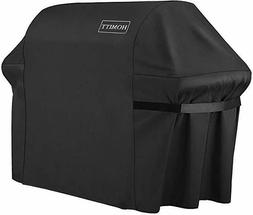 Homitt Gas Grill Cover, 60-inch 600D Heavy Duty Waterproof B