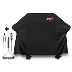 Kingkong Gas Grill Cover 7553 | 7107 Cover for Weber Genesis