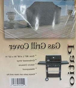 "Gas Grill Cover/Patio Size 80""L x18""W x52""H"