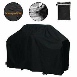 Grill Cover, 75 inch Waterproof Breathable Outdoor Gas BBQ G