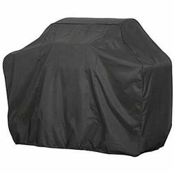 Grill Cover, 75-Inch Waterproof UV Resistant Heavy Duty BBQ