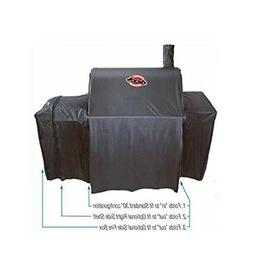 Grill Cover for Char-Griller Pro Deluxe Grills  supplier_id_