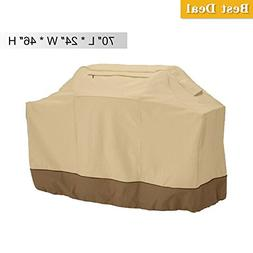 "Grill Cover - garden home Up to 70"" Wide, Water Resistant, A"