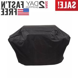 Grill Cover Char Broil All-Season Fits 5 6 7 Burner Gas Extr