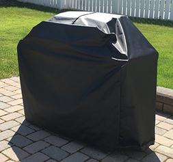 CB Grill Cover for Weber Spirit E-210 Gas Grill TABLES UP  O
