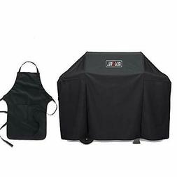 Grill Cover Fits Weber 7139 Spirit II 300 Series Gas Grill