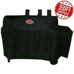 Grill Cover Gas Double Play Char Griller Resistant Fits Mode