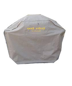 "Garden Home Outdoor Grill Cover Weber 70"" khaki"